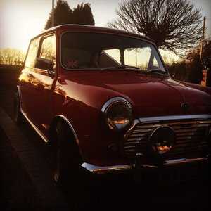 1970 Austin Mini Cooper S 1275cc Mark II For Sale