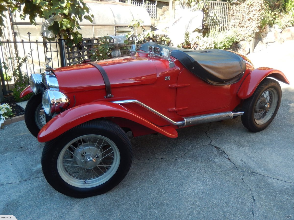 1934 Austin 7 Special For Sale (picture 1 of 6)