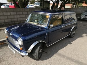 1983 Mini Van 1299cc Restored