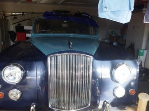 1956 Austin DS7 Rare pre-production saloon For Sale