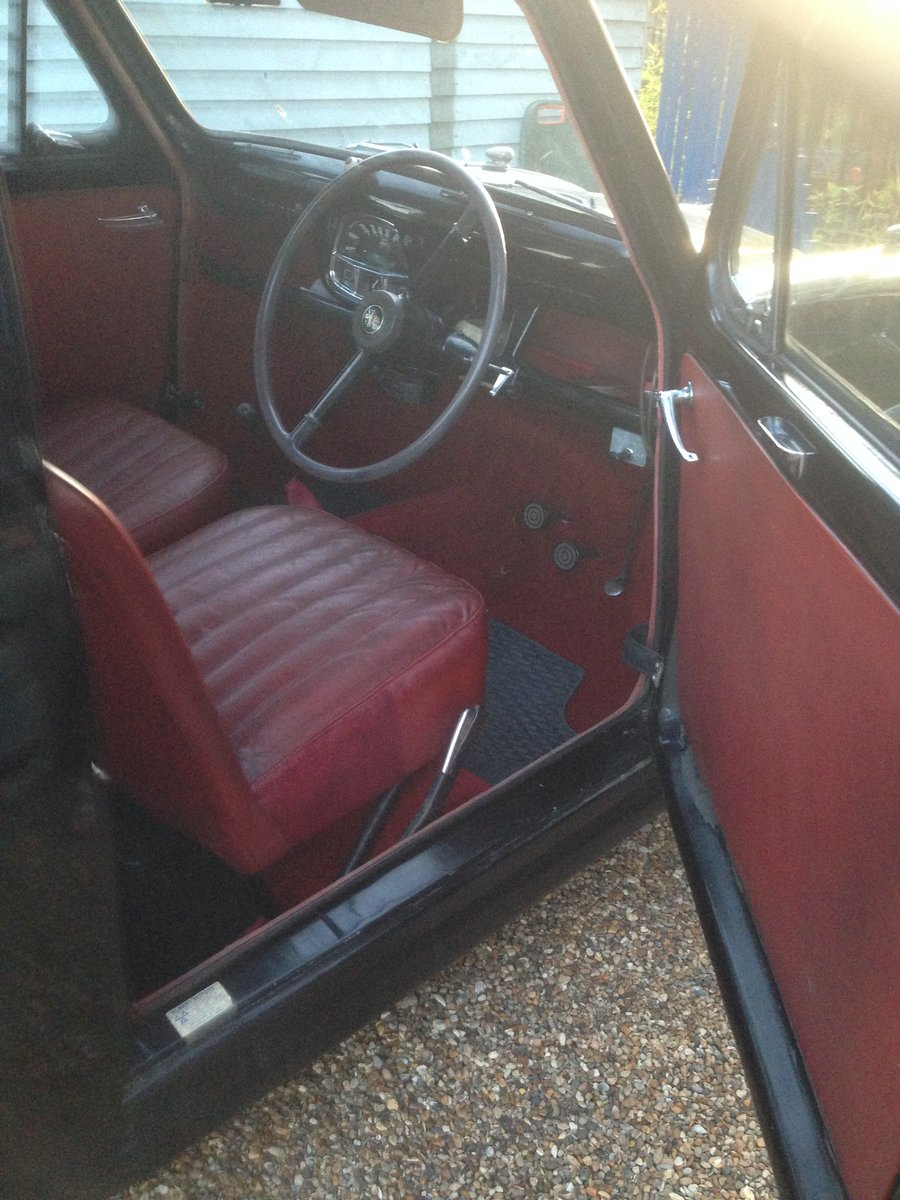 1959 Austin A35 Tidy example For Sale (picture 5 of 6)
