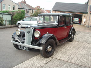 1935 Austin 16/6 Hertford For Sale