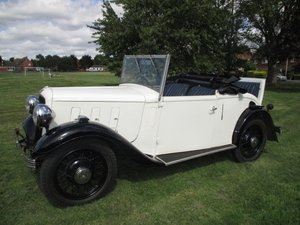 1936 Austin 10 Clifton £7000 - £9000 For Sale by Auction