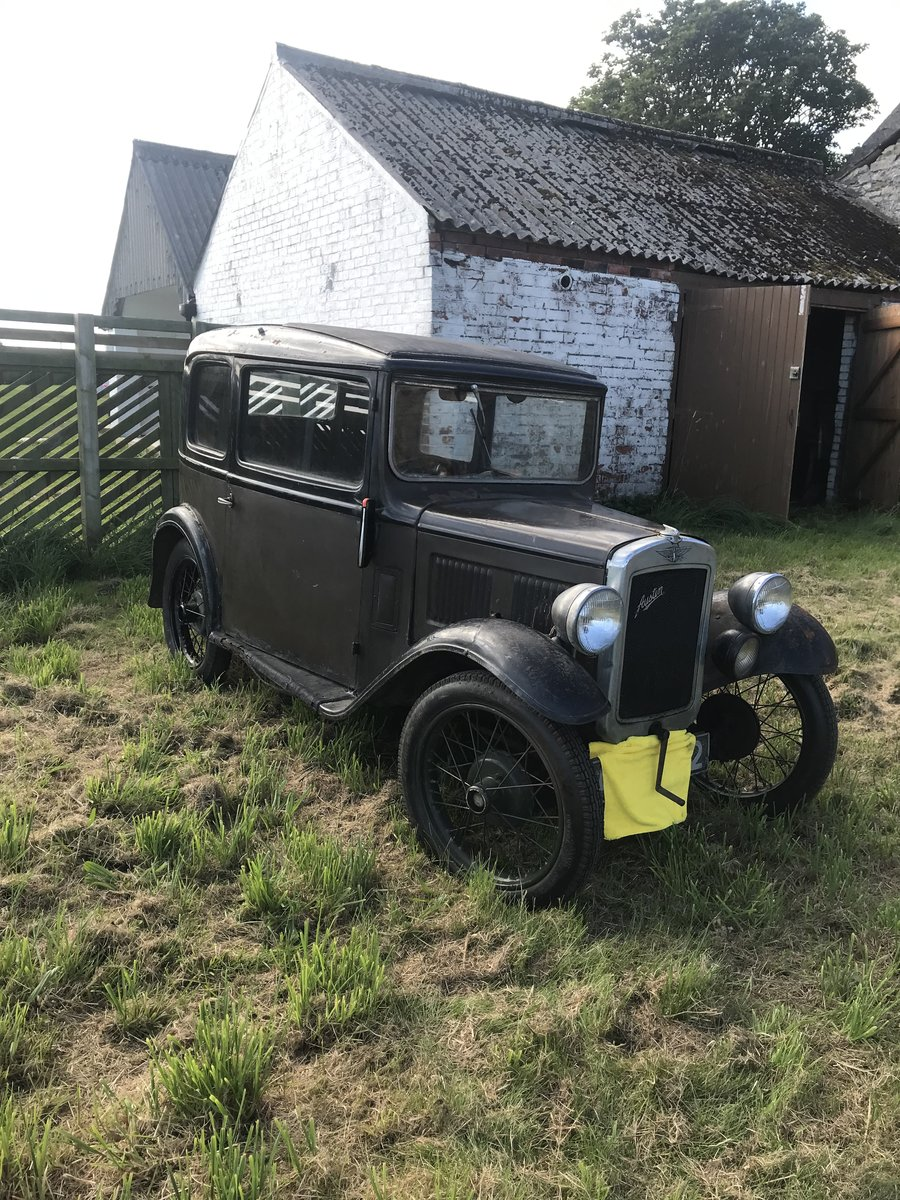 1934 Austin Seven RP For Sale (picture 1 of 6)