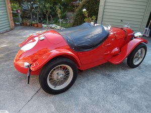 1934 Austin 7 Speedy - Fully restored - Ruby Engine For Sale by Auction