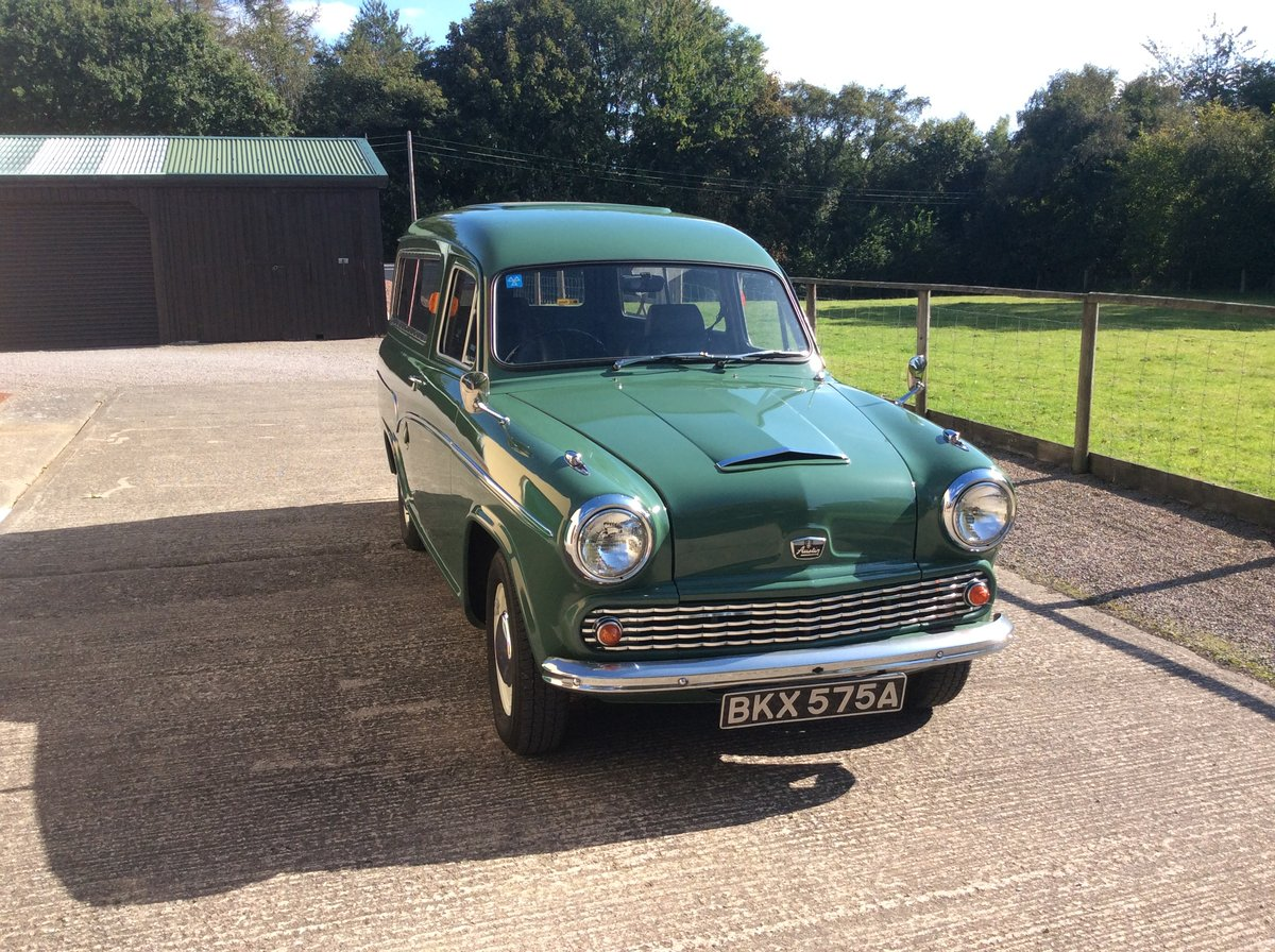 1963 Austin A55 van shooting brake conversion  stunning SOLD (picture 1 of 6)