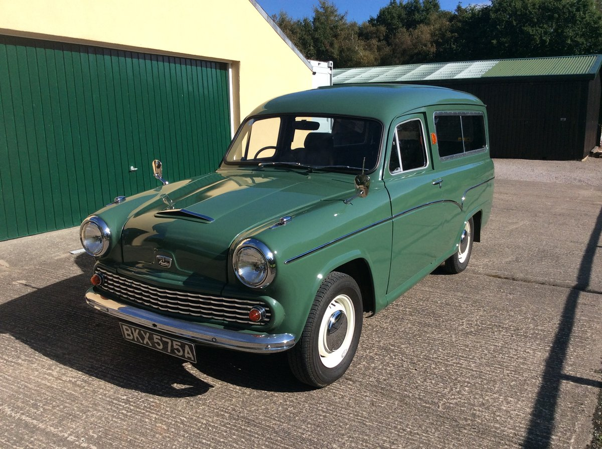 1963 Austin A55 van shooting brake conversion  stunning SOLD (picture 2 of 6)