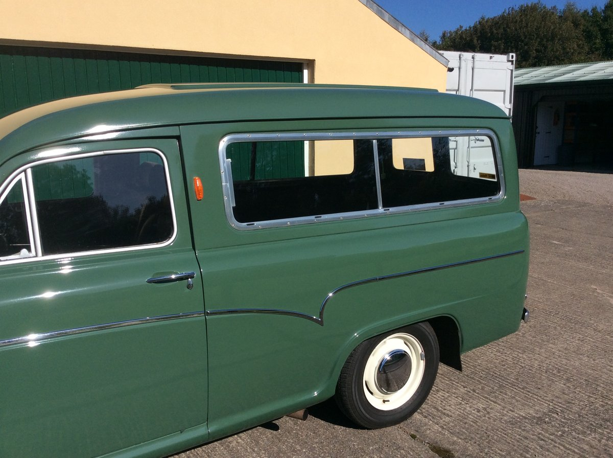 1963 Austin A55 van shooting brake conversion  stunning SOLD (picture 3 of 6)