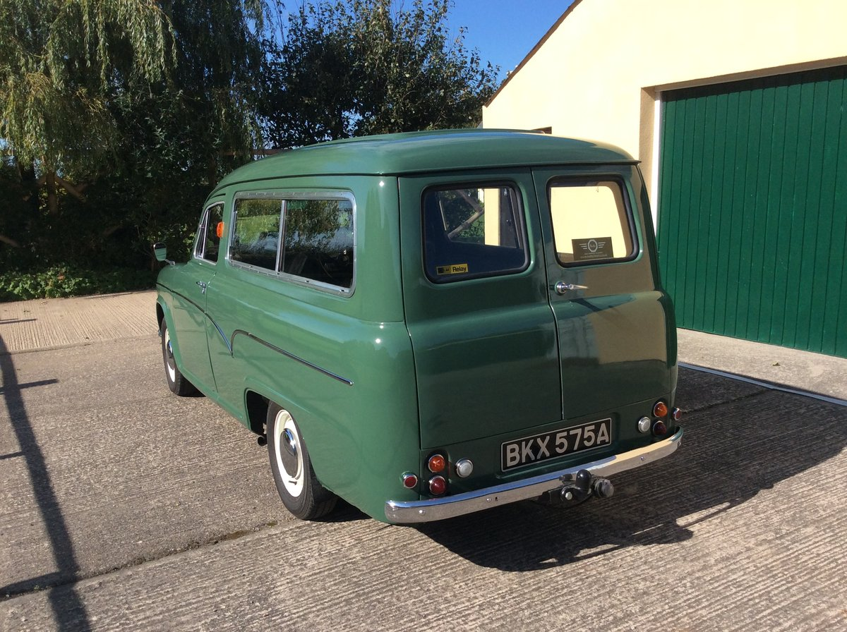 1963 Austin A55 van shooting brake conversion  stunning SOLD (picture 4 of 6)