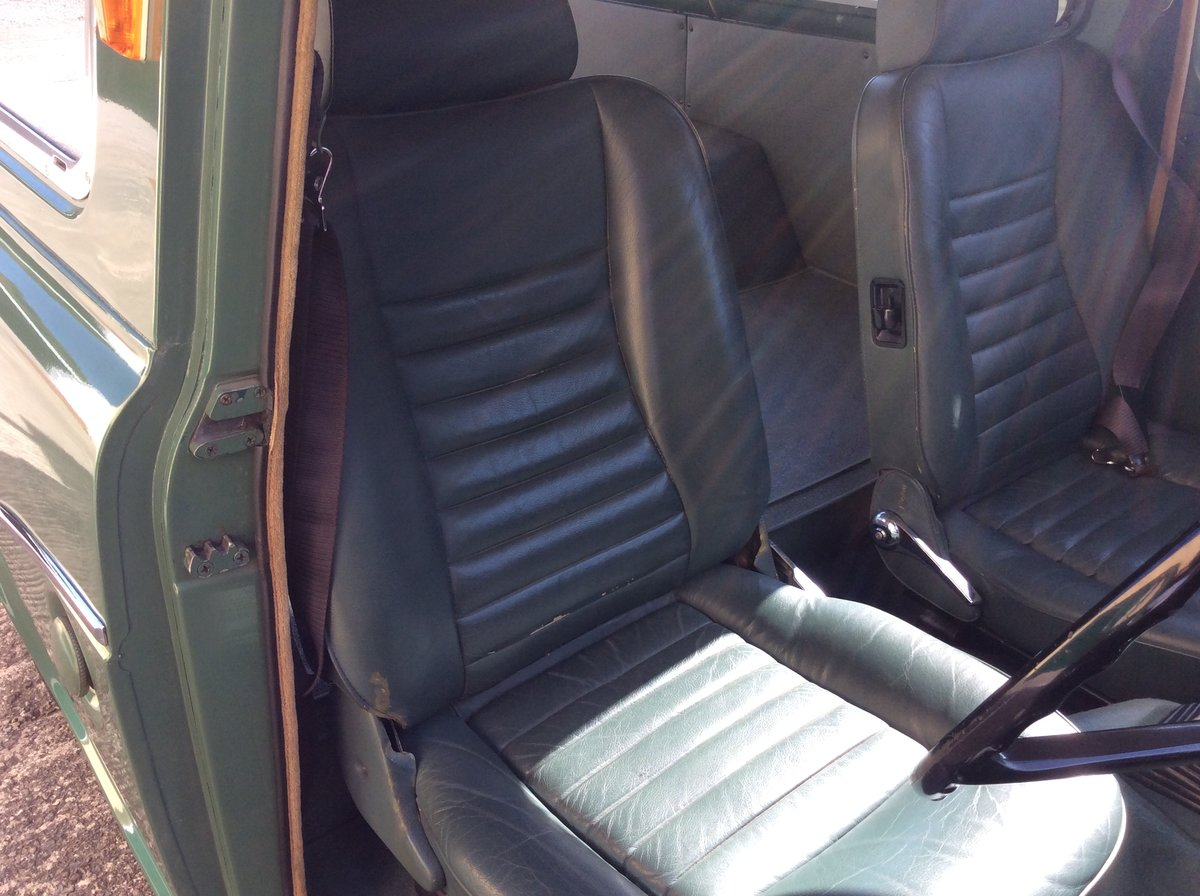 1963 Austin A55 van shooting brake conversion  stunning SOLD (picture 5 of 6)