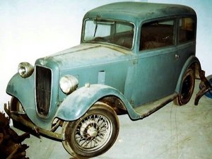Austin Seven - 1936 For Sale