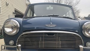1966 Austin Mini Cooper S Mk I For Sale