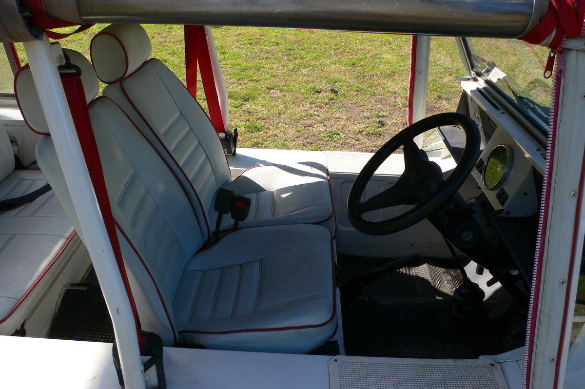 1989 Austin Mini Moke For Sale by Auction (picture 4 of 6)