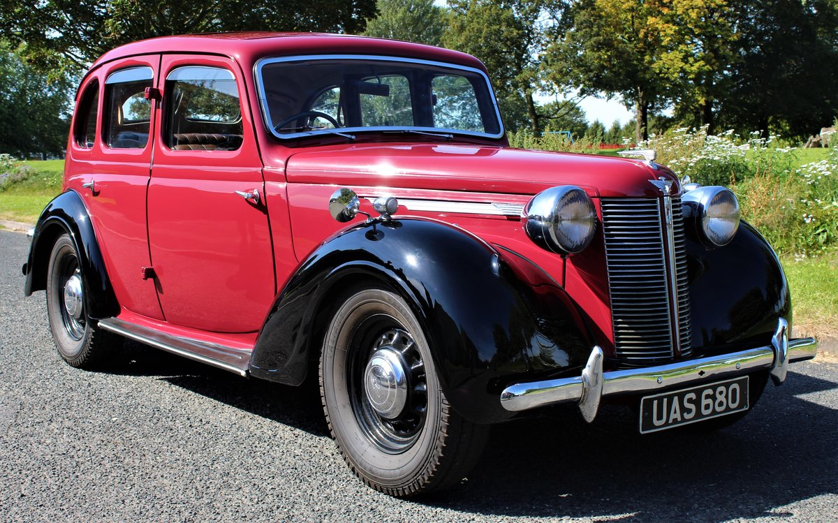 1948 austin 16 bs 1 SOLD (picture 1 of 6)