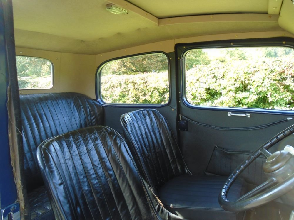 1936 Austin Seven Ruby Mark II De-Luxe For Sale (picture 5 of 6)