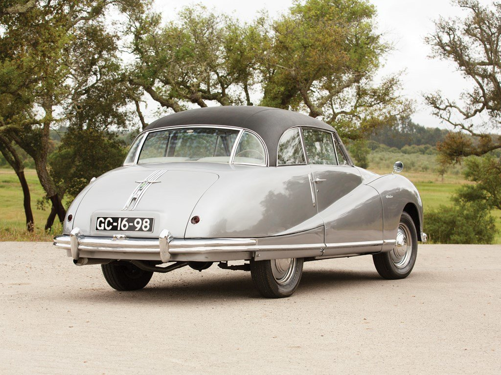 1950 Austin A90 Atlantic Sports Saloon  For Sale by Auction (picture 2 of 5)