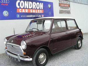 1968 Austin mini 1000 mk 11