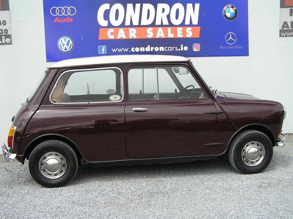 1968 Austin mini 1000 mk 11 For Sale (picture 2 of 6)