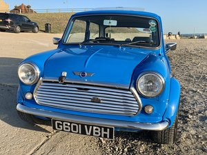 1989 Austin Mini Sky Rose 998cc For Sale