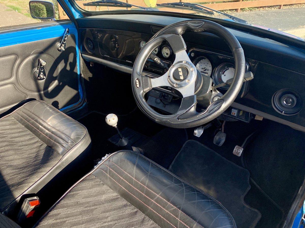 1989 Austin Mini Sky Rose 998cc For Sale (picture 5 of 6)