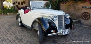 1939 Austin Eight 4 - seater tourer