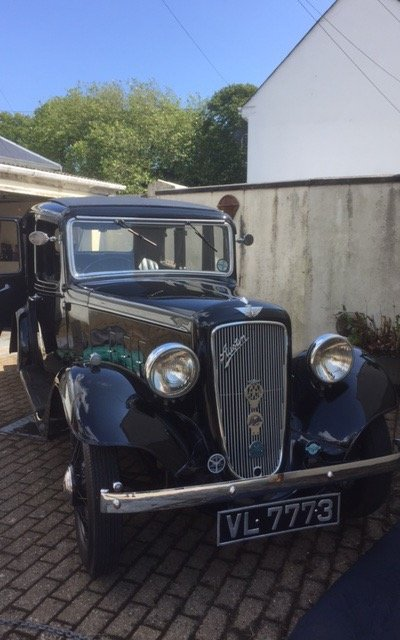 1936 Austin 12  Ascot Great fun and ready to roll For Sale (picture 1 of 6)