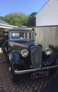 Austin 12  Ascot Great fun and ready to roll