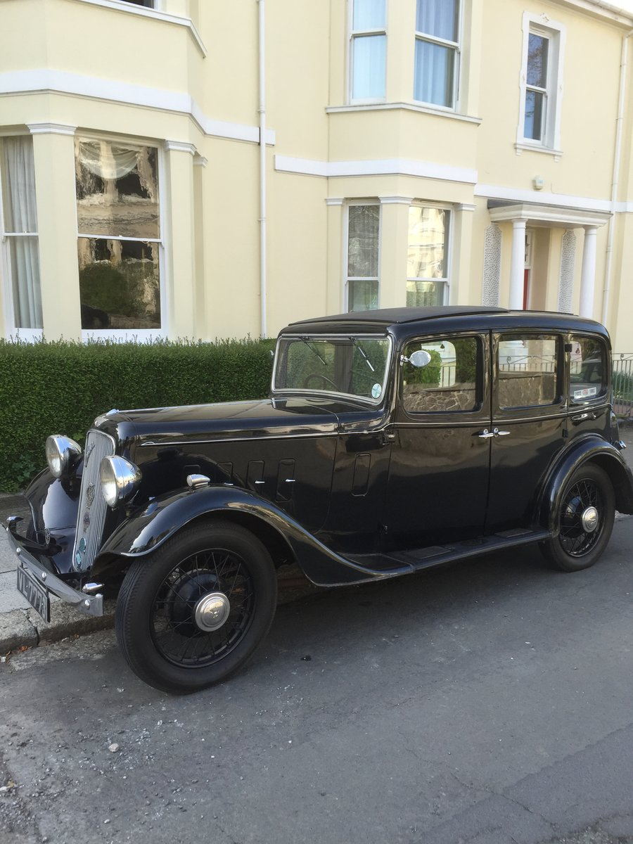 1936 Austin 12  Ascot Great fun and ready to roll For Sale (picture 2 of 6)