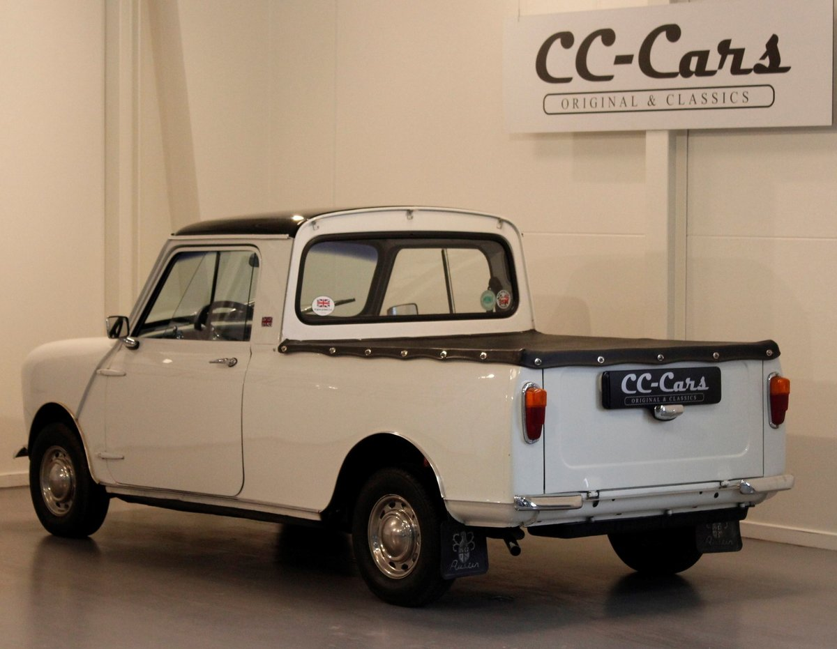 1965 Austin Mini 850 Pick Up For Sale (picture 2 of 6)