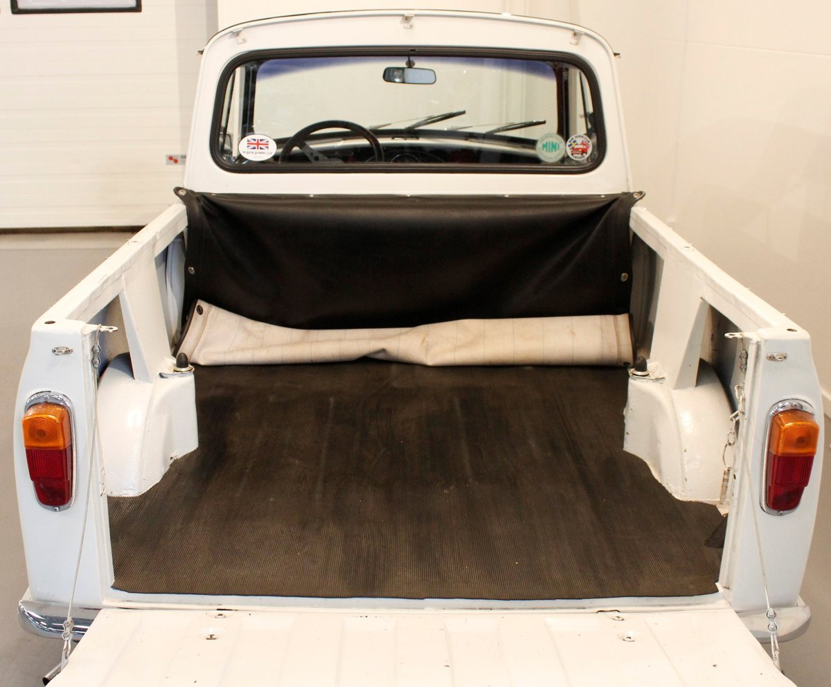 1965 Austin Mini 850 Pick Up For Sale (picture 3 of 6)
