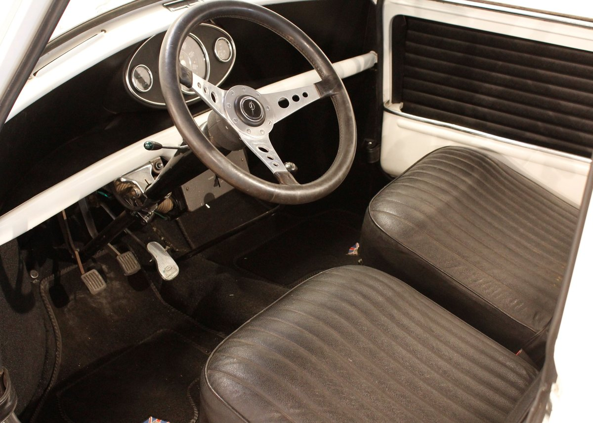 1965 Austin Mini 850 Pick Up For Sale (picture 4 of 6)