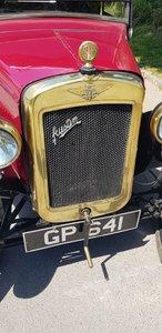 1931 Austin 7  rare boat tail