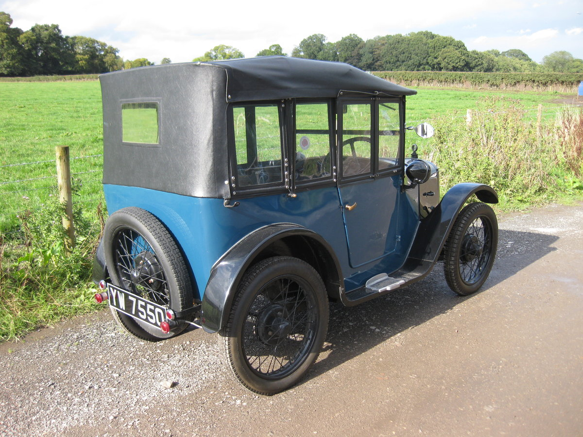 1928 Austin Seven Chummy For Sale (picture 3 of 3)