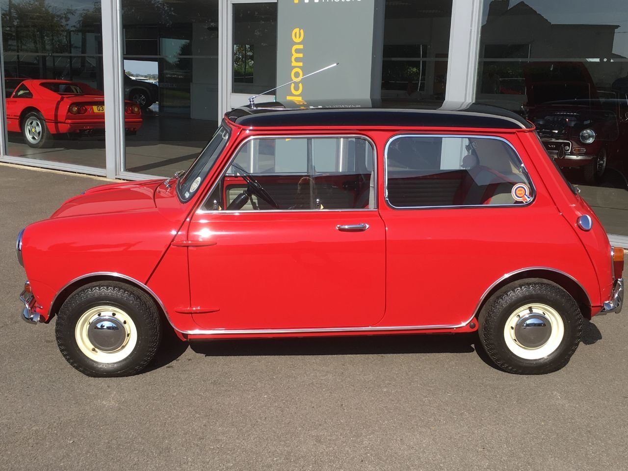 1966 AUSTIN MINI COOPER S For Sale (picture 2 of 5)