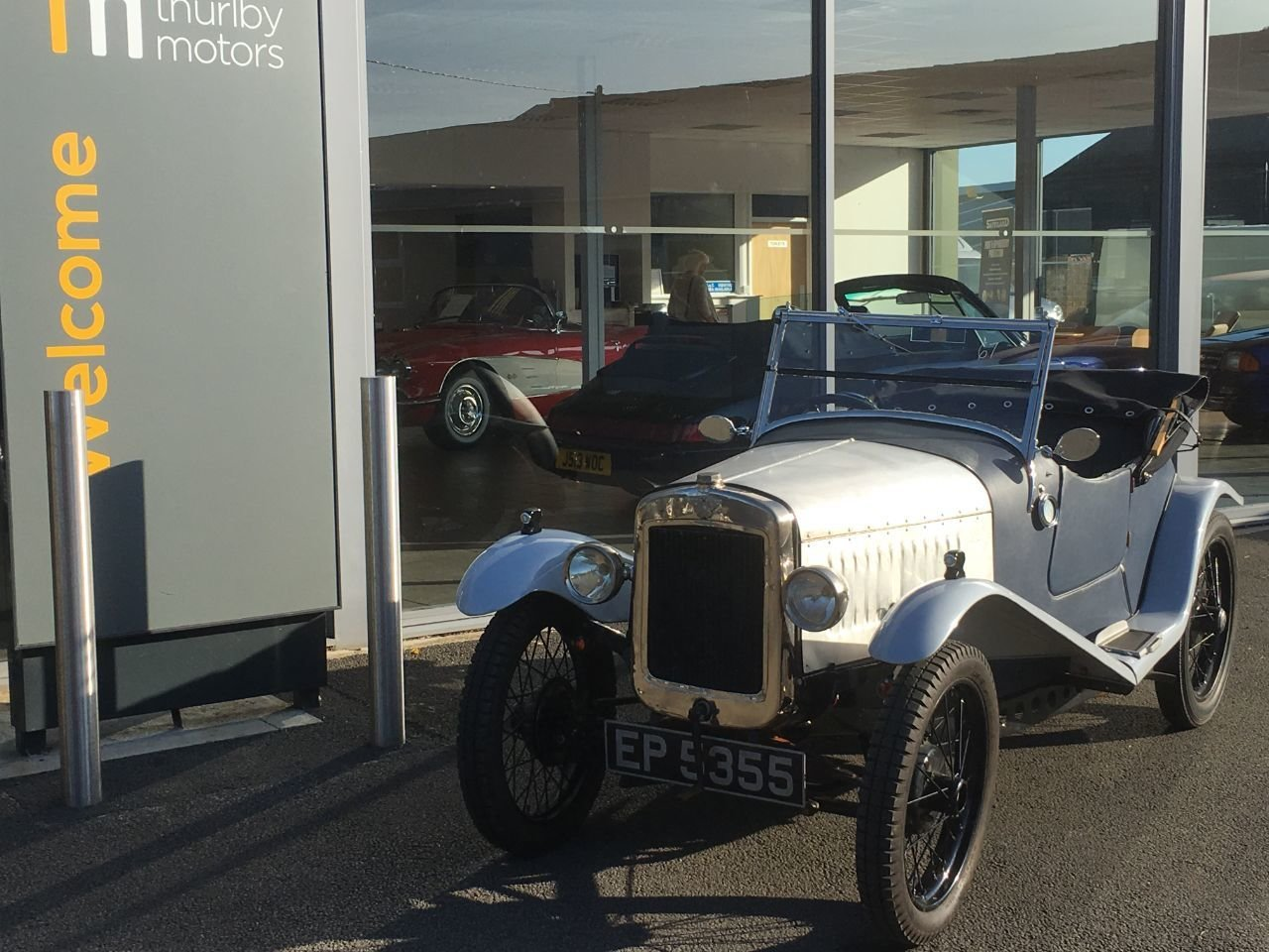 1932 AUSTIN GORDON ENGLAND For Sale (picture 1 of 4)