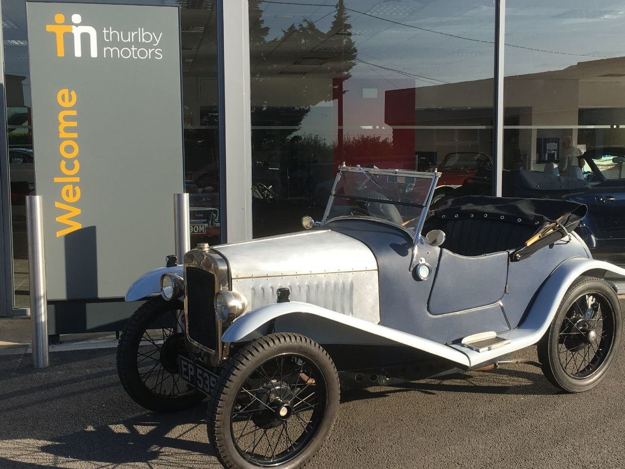 1932 AUSTIN GORDON ENGLAND For Sale (picture 2 of 4)