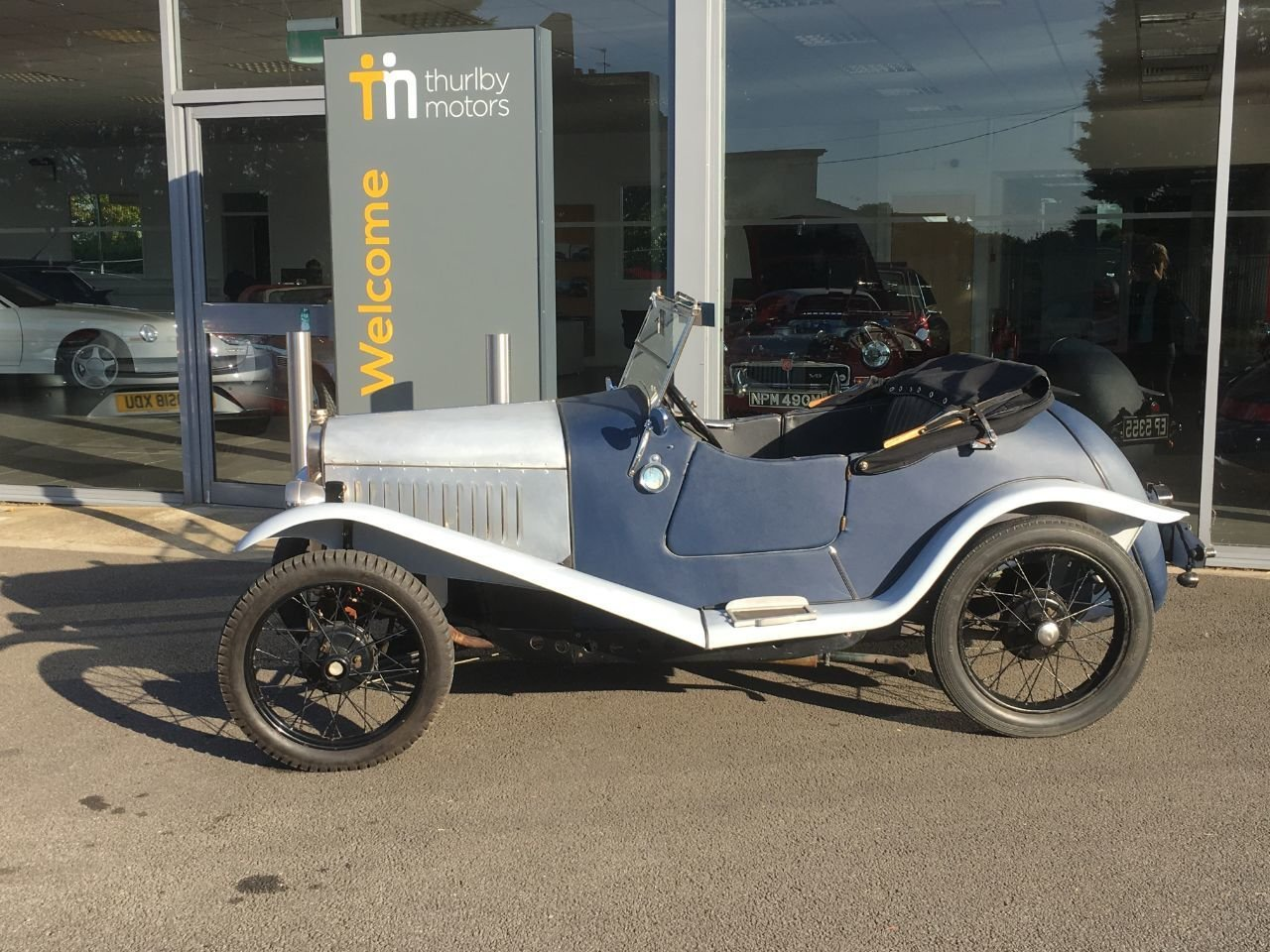 1932 AUSTIN GORDON ENGLAND For Sale (picture 3 of 4)