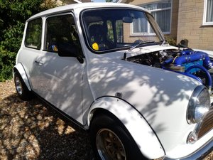 1989 Mini 1275 Turbo very special !!!!!