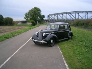1948 Austin 16 Saloon Historic Vehicle