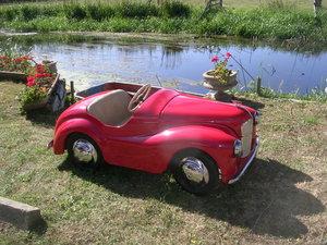 1951 AUSTIN J40 PEDAL CAR
