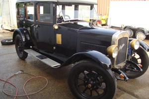 1927 Austin twelve Windsor Saloon For Sale