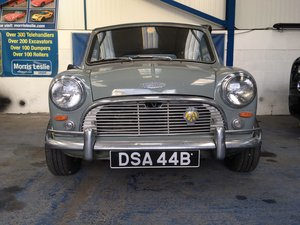 1964 Austin Mini Copper S For Sale by Auction