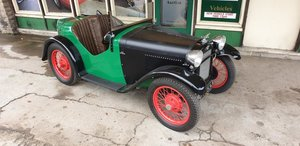 *NOVEMBER AUCTION* 1935 Austin Seven Ulster For Sale by Auction