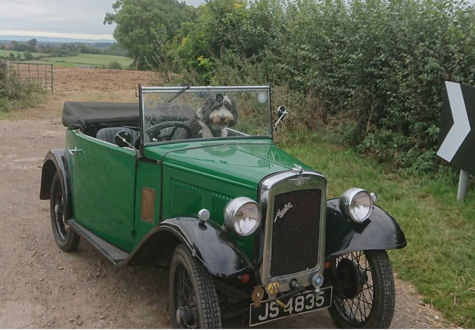 1935 Seven Opal Two Seater Tourer  SOLD (picture 1 of 6)