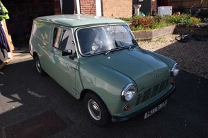 1982 Mini 95L Van Classic  Ex Southern Electricity For Sale