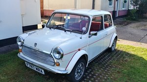 1989 Austin Mini 1000 Cite E For Sale