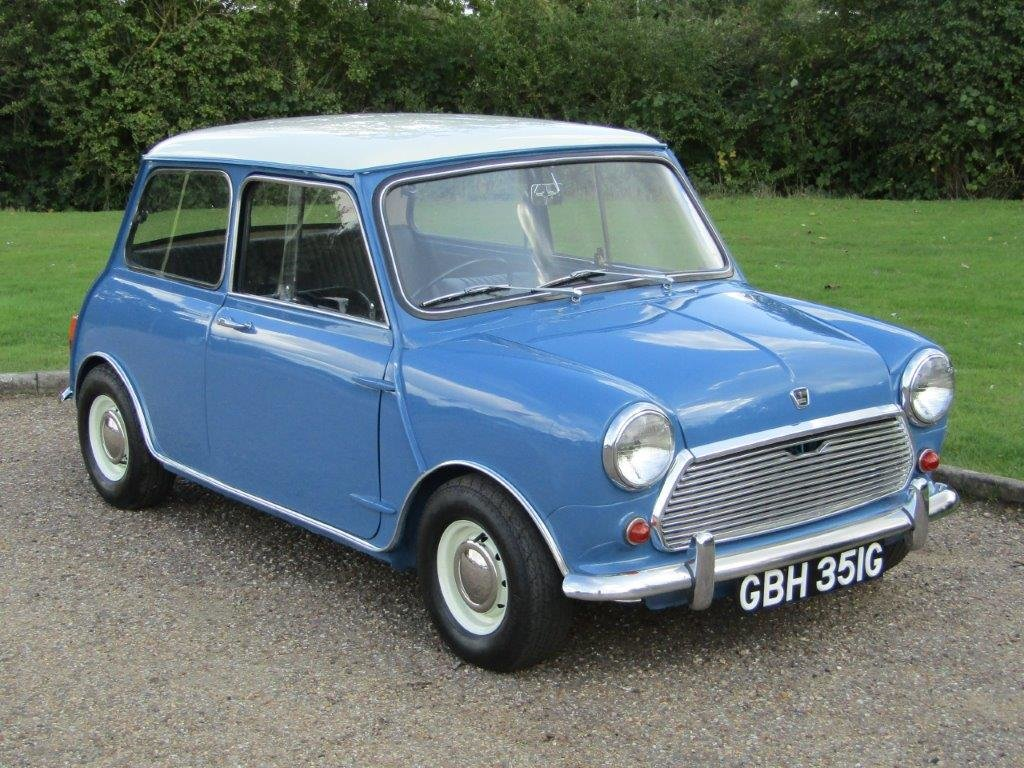1968 Austin Mini Cooper MKII at ACA 2nd November  For Sale (picture 1 of 6)