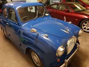 1958 Austin A35 Saloon in Blue