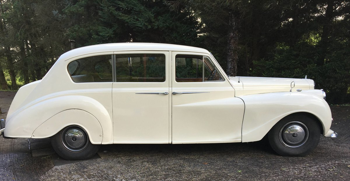 1966 Aistin Princess 7 seater limo  For Sale (picture 1 of 6)