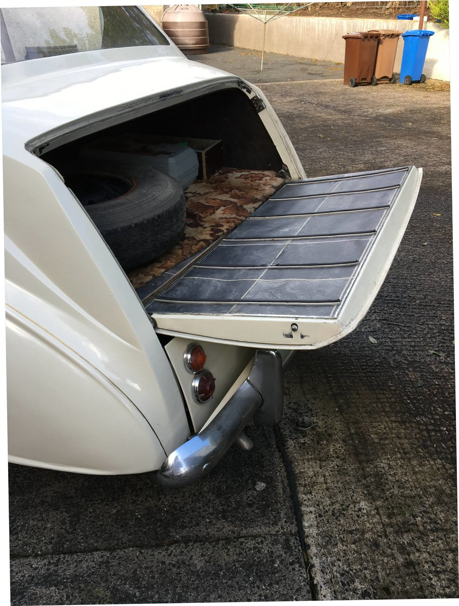 1966 Aistin Princess 7 seater limo  For Sale (picture 6 of 6)